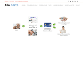 Allo-carte.fr thumbnail