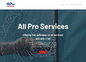 Allproservices.co thumbnail