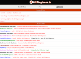 Allringtones.in thumbnail