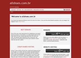 Allshoes.com.br thumbnail