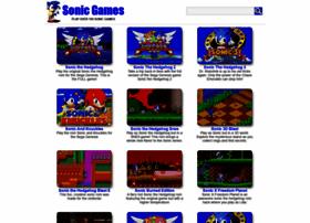 Allsonicgames.net thumbnail