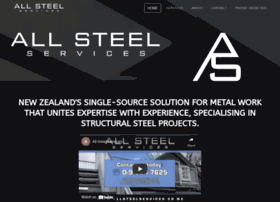 Allsteelservices.co.nz thumbnail
