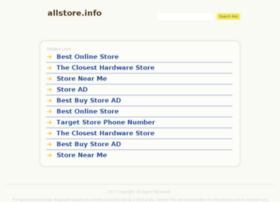 Allstore.info thumbnail
