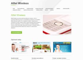 Alltel.cz thumbnail