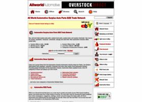 Allworldautomotive.com thumbnail