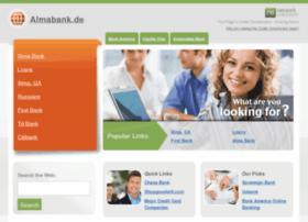 Almabank.de thumbnail