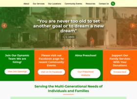 Almafamilyservices.org thumbnail