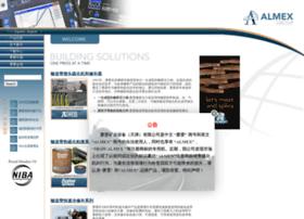Almex.com.cn thumbnail