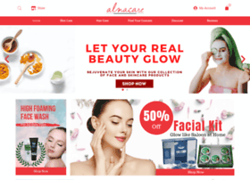 Alnacare.co.in thumbnail