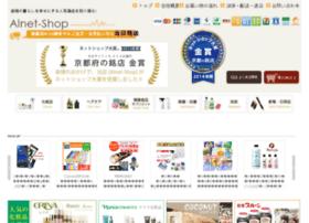 Alnet-shop.co.jp thumbnail