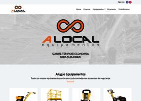 Alocal.com.br thumbnail