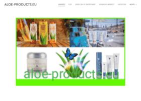 Aloe-products.eu thumbnail