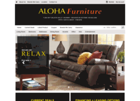 Alohafurniture.net thumbnail