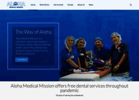 Alohamedicalmission.org thumbnail