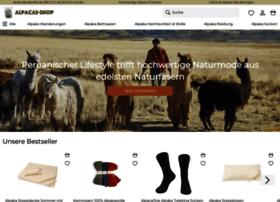 Alpacas-shop.de thumbnail