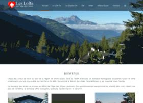 Alpe-des-chaux.ch thumbnail