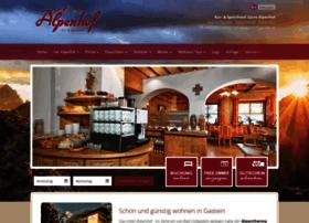 Alpenhof-gastein.at thumbnail
