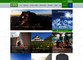 Alpenverein.de thumbnail