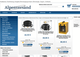 Alpenversand24.at thumbnail