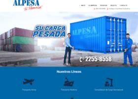 Alpesa.com.ni thumbnail