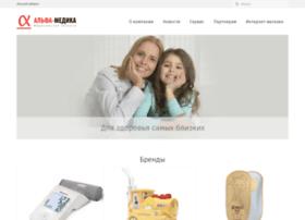 Alpha-medica.ru thumbnail
