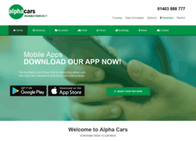 Alphacars-horsham.co.uk thumbnail