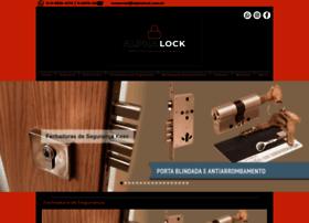 Alphalock.com.br thumbnail