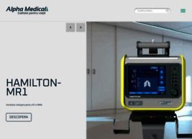 Alphamedical.ro thumbnail