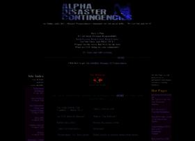 Alpharubicon.com thumbnail