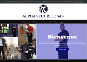 Alphasecuritesas.fr thumbnail