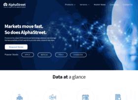 Alphastreet.co thumbnail