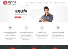 Alphatradu.com.br thumbnail
