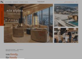 Alpina-zillertal.at thumbnail