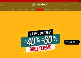 Alpinashop.si thumbnail