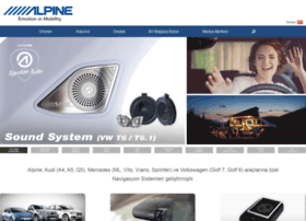 Alpine.com.tr thumbnail