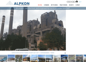 Alpkonproje.com.tr thumbnail