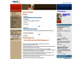 Alport-selbsthilfe.de thumbnail