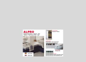 Alpro.at thumbnail