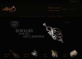 Alqudsjewelry.com thumbnail