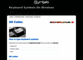Alt-codes.org thumbnail