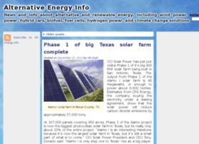 Alt-energy.blogatmyrtlebeach.com thumbnail