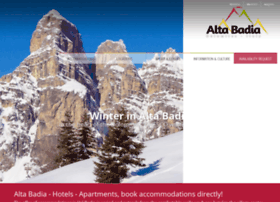 Alta-badia.net thumbnail