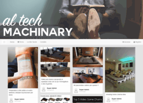 Altechmachinery.it thumbnail