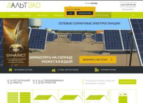 Altecology.ru thumbnail