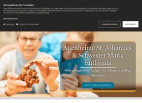 Altenheim-senden.de thumbnail