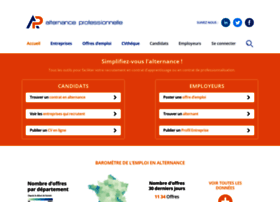 Alternance-professionnelle.fr thumbnail