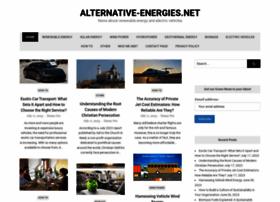 Alternative-energies.net thumbnail
