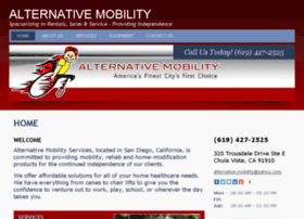 Alternative-mobility.net thumbnail