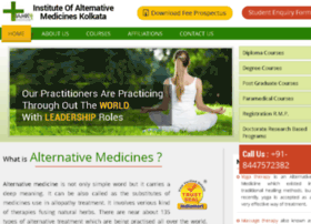 Alternativemadicine.com thumbnail