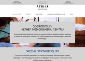 Althea.si thumbnail